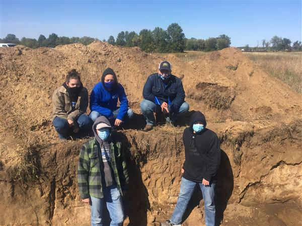 CCA FFA Points Away From State Soils