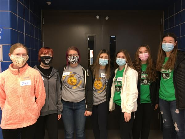 FFA Members Attend District Conference
